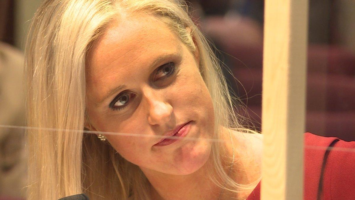 State Sen. Julie Slama wants to make Nebraska a 'winner take all' state.