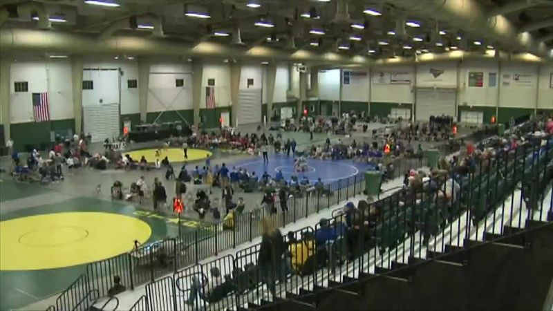Prep Wrestling - Midwest Duals