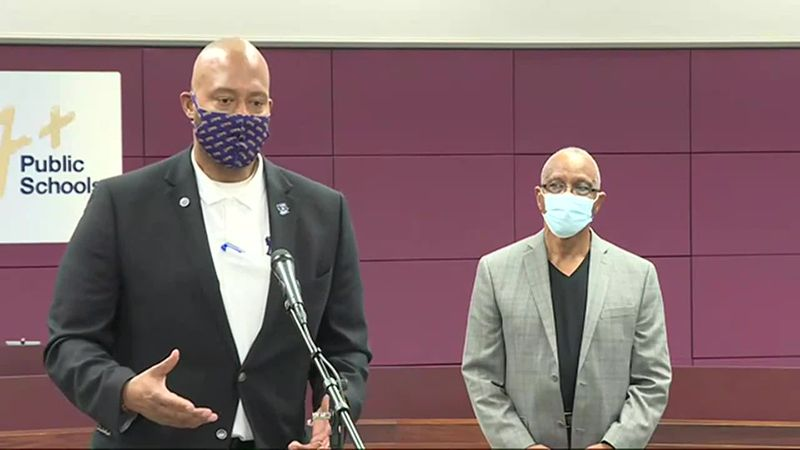 Douglas County Commissioner Chris Rodgers: 'The virus is the driver'