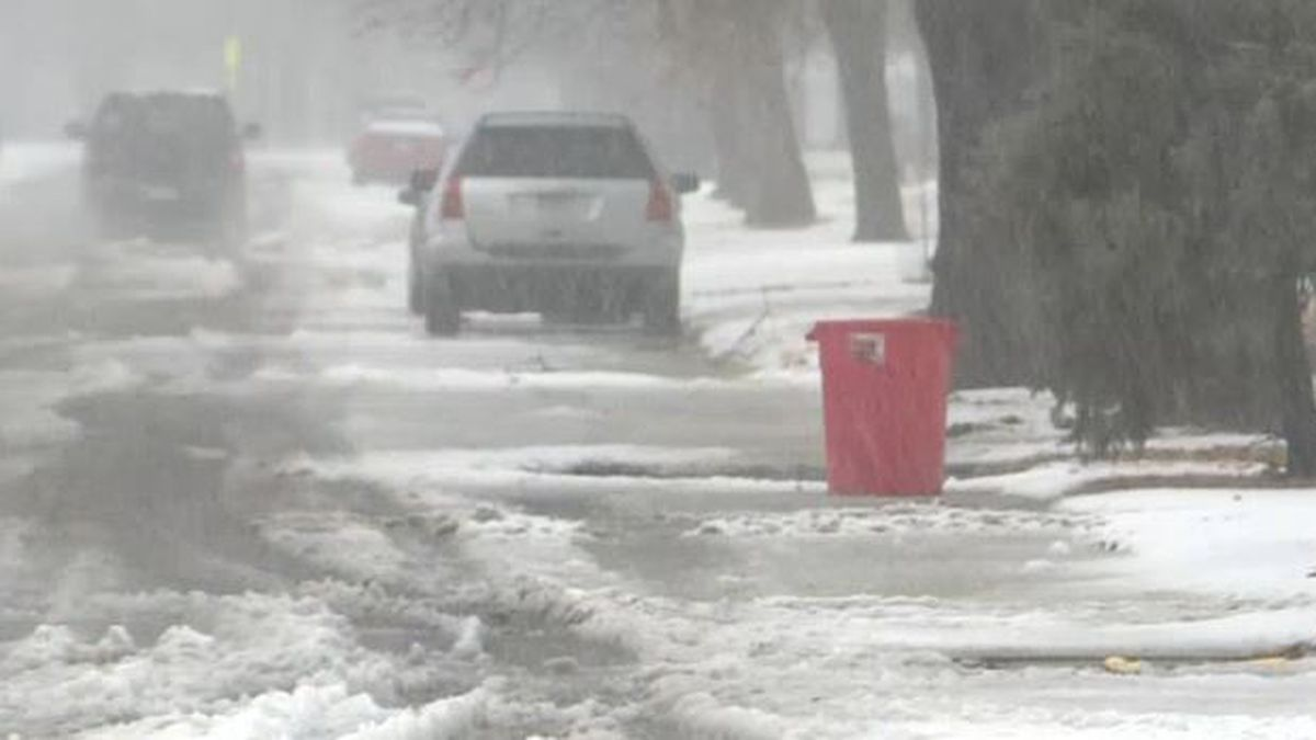 With snowy and icy weather, people are asking for their residential streets to be cleared. But Grand Island explains why not every road can be cleared. (KSNB)