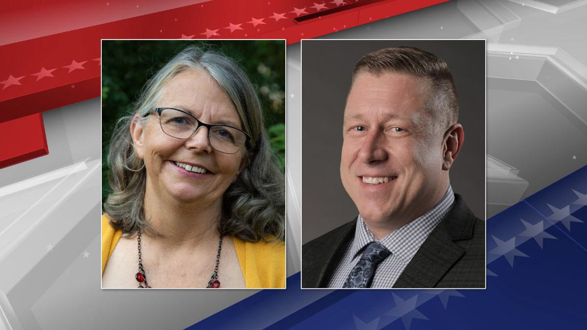 Robin Vodehnal and Shawn Hartmann are vying for the Hastings City Council Ward 4 seat.
