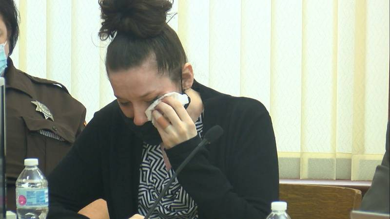 In testimony on Thursday, an FBI agent described the discovery of Sydney Loofe's dismembered...