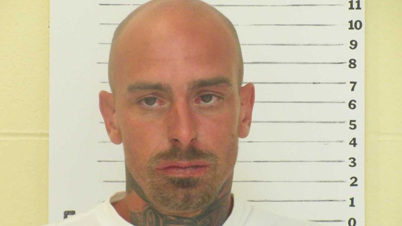 Shawn Grizzle, 33, of Cozad, was arrested Wednesday after leading several law enforcement...