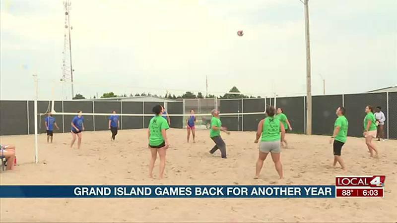 Teams go head to head for 2021 Grand Island Games