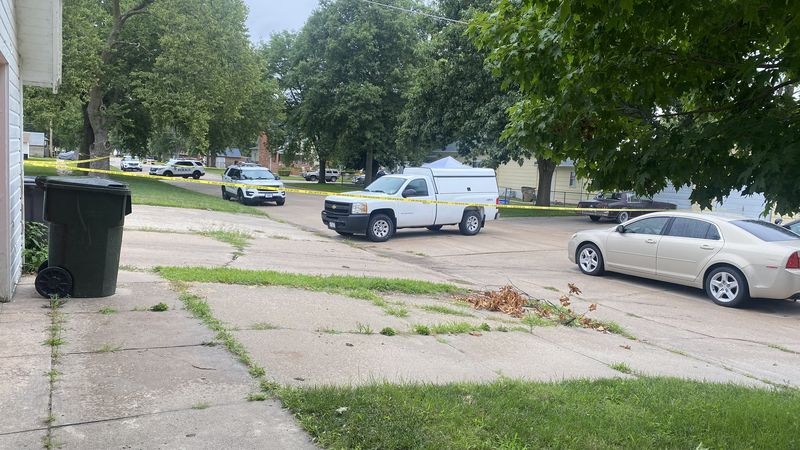 Authorities said an autopsy was being performed Wednesday on the body of a Grand Island murder...