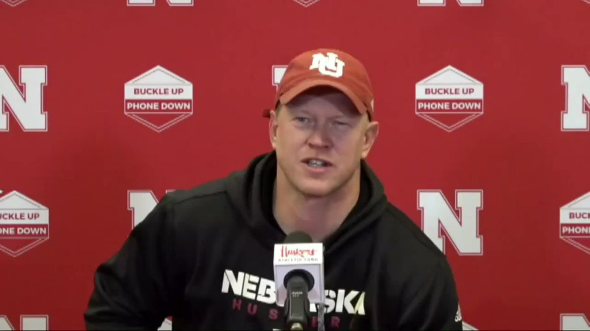 Scott Frost on missing Husker tradition