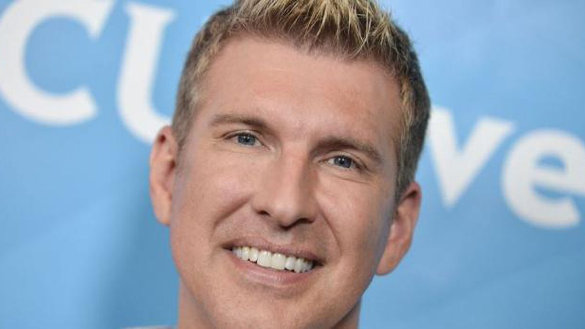 Todd Chrisley attends the NBC 2014 Summer TCA held at the Beverly Hilton Hotel on Monday, July 14, 2014, in Beverly Hills, Calif. (Photo by Richard Shotwell/Invision/AP) (Source: Richard Shotwell)