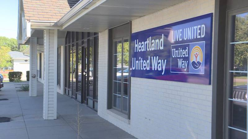 The 75th annual Heartland United Way campaign was set to begin Oct. 7, 2021.