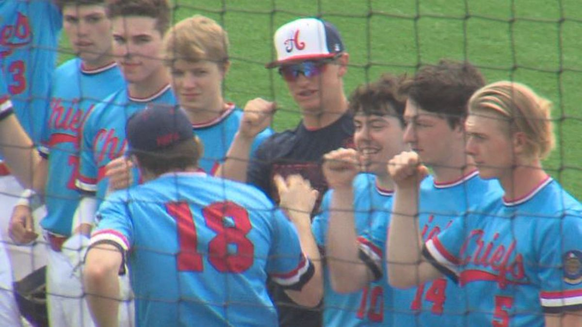 Hastings Five Points Bank opened their legion season off on the right foot, beating Lexington Pinnacle bank 14-1.