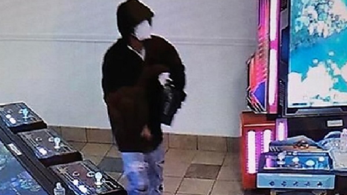 Kearney Police say a man robbed Platte River Skill Casino Saturday night.  (Source: Kearney Police Department)