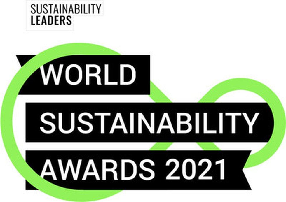 World Sustainability Awards 2021 Logo