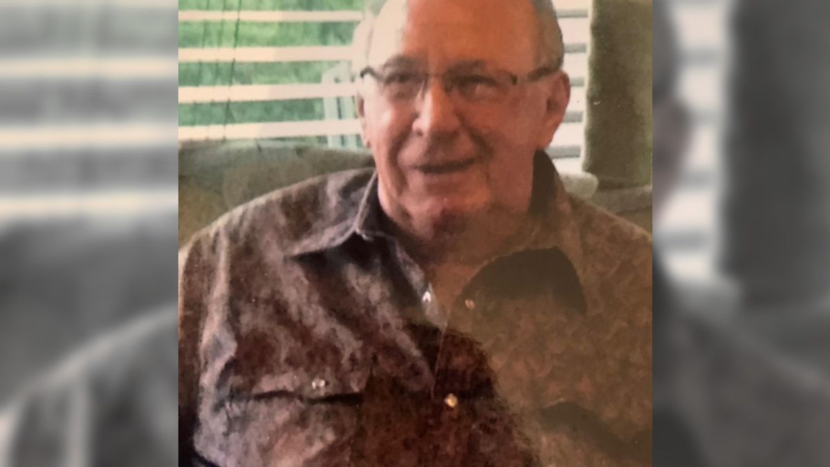 An Endangered Missing Advisory has been activated to determine the whereabouts of Raymond Anderson.