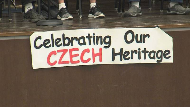 16th annual Czechfest helping keep the heritage alive in Nebraska.