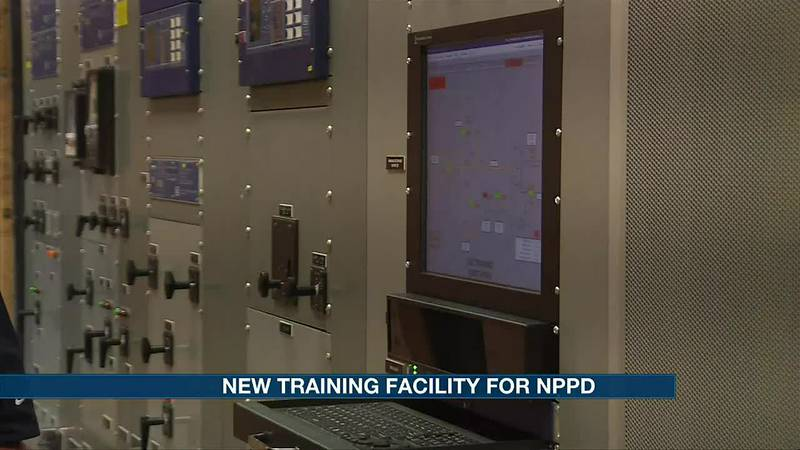 Training facility for technicians at NPPD